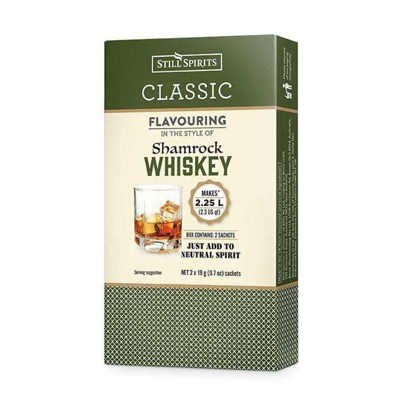 Still Spirits Classic - Shamrock Whisky