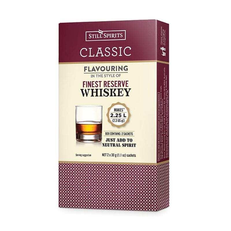Finest Reserve Whisky