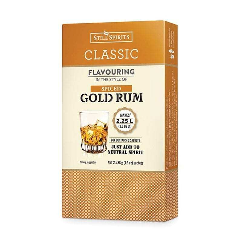 Still Spirits Classic - Spiced Gold Rum