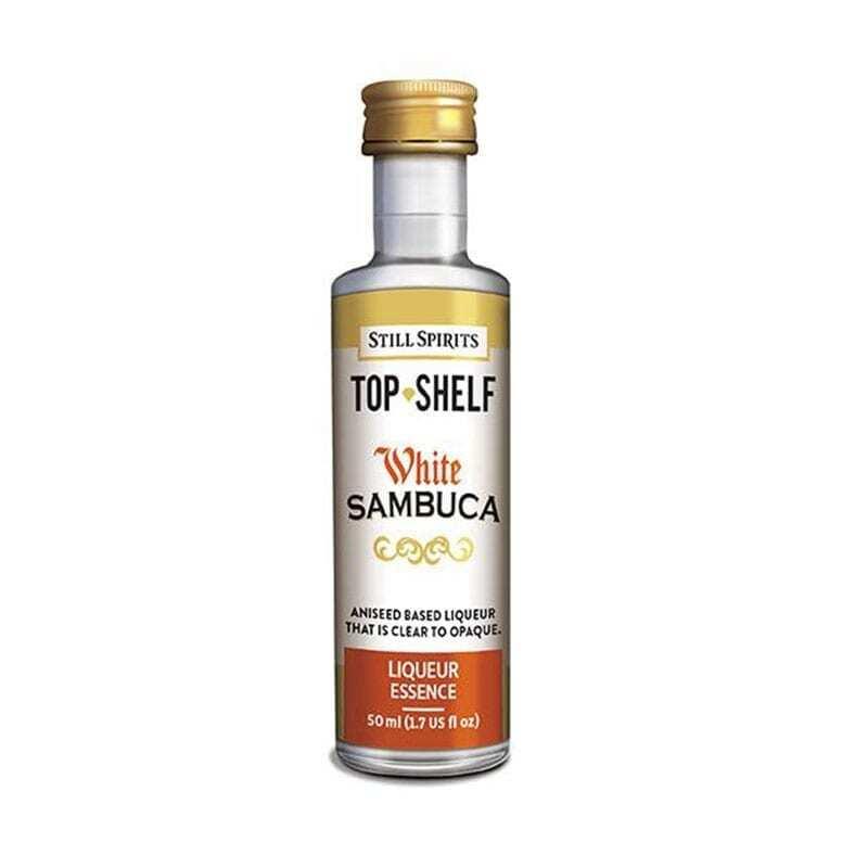 Top Shelf - White Sambuca