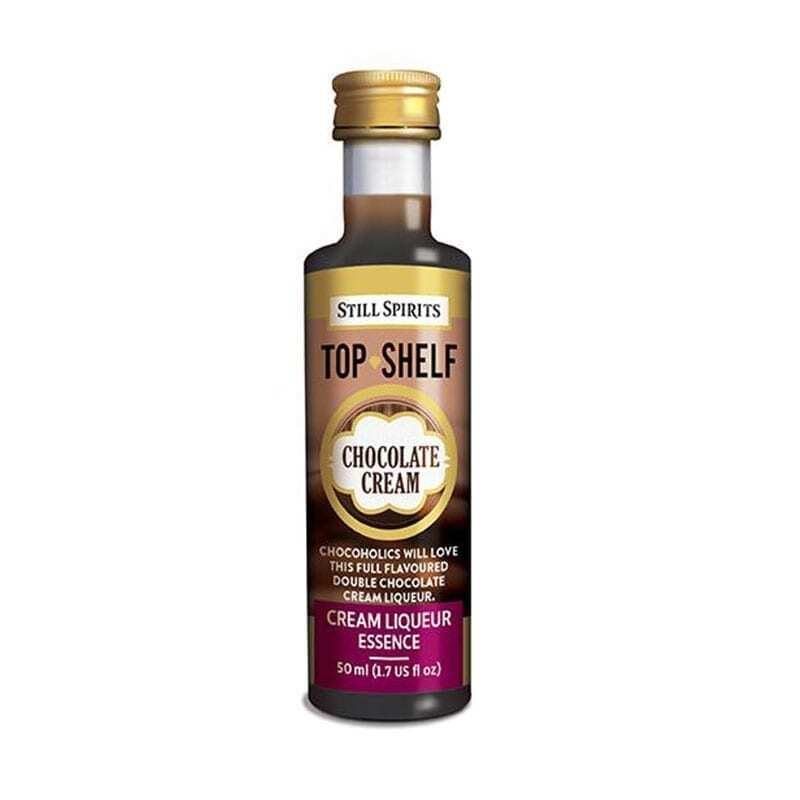 Top Shelf - Chocolate Cream