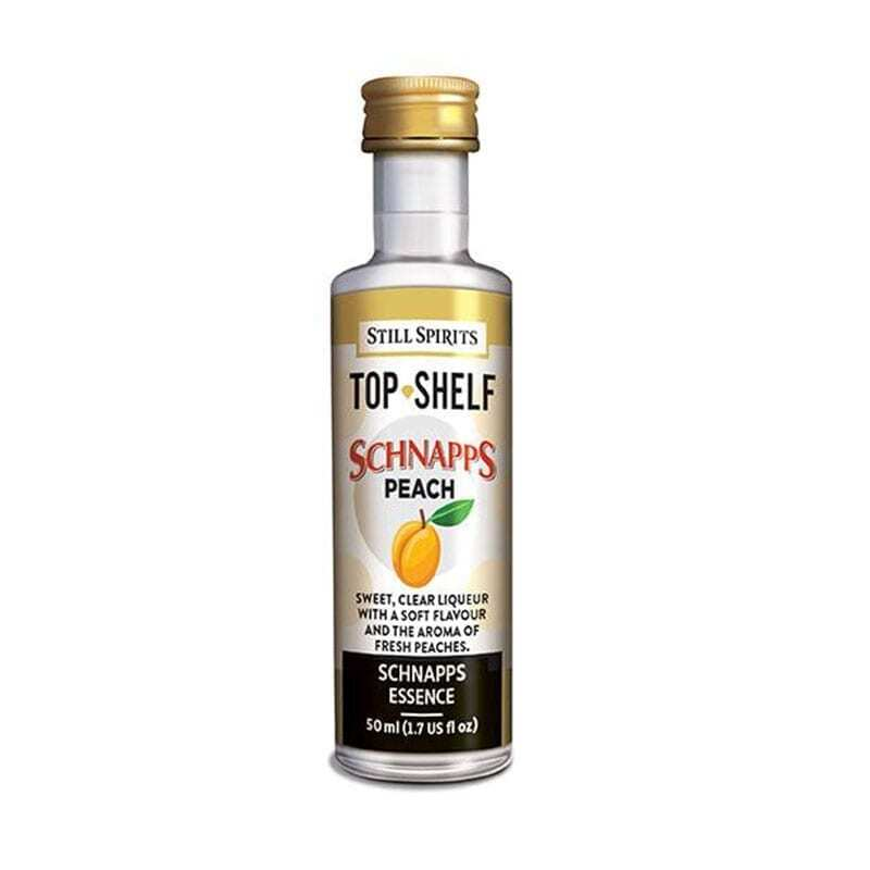 Top Shelf - Schnapps Peach