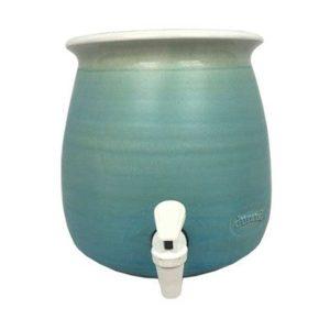 Durand 5L Ceramic Kombucha Pot - Turquois