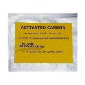 Activated Carbon 25g