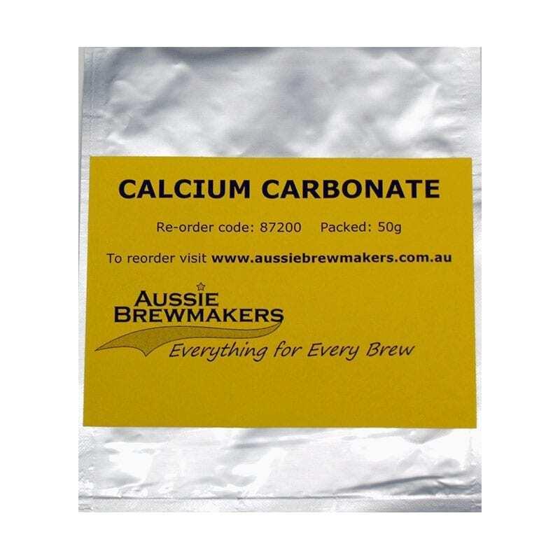 Calcium Carbonate 50g