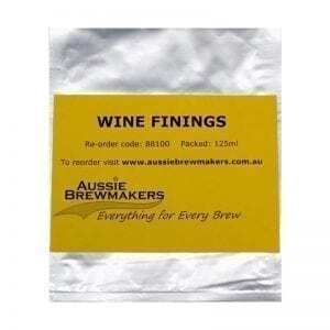 Wine Finings - 125ml