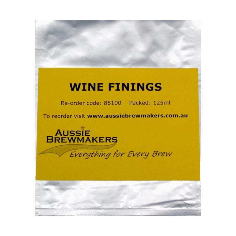 Wine Finings - 125ml