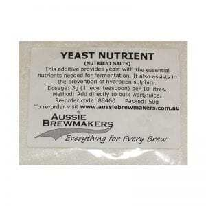 Nutrient Yeast 50g