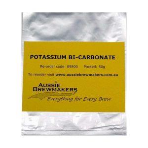 Potassium Bi-Carbonate 50g