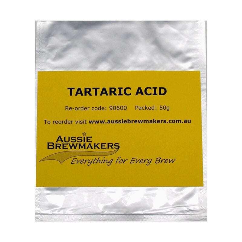 Tartaric Acid 50g