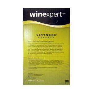 Wine Kit-Vintners Reserve Pinot Noir