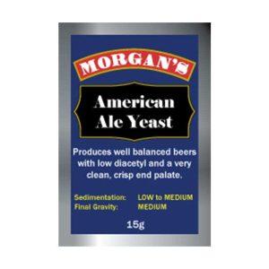 Morgans Premium American Ale Yeast