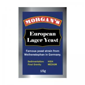 Morgans Premium European Lager Yeast