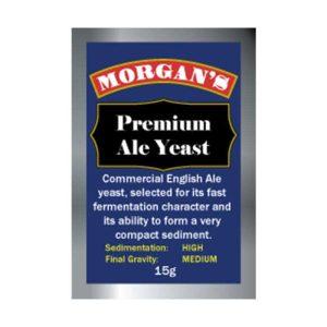 Morgans Premium Ale Yeast