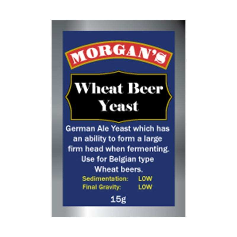 Morgans Premium Wheat Beer Yeast