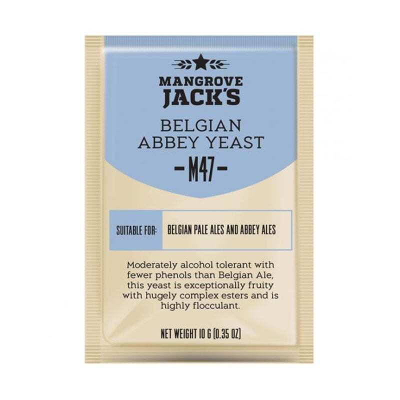 Mangrove Jacks Craft Series M47 Belgium Abbey Yeast