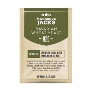 Mangrove Jacks Craft Series - M20 Bavarian Wheat Yeast