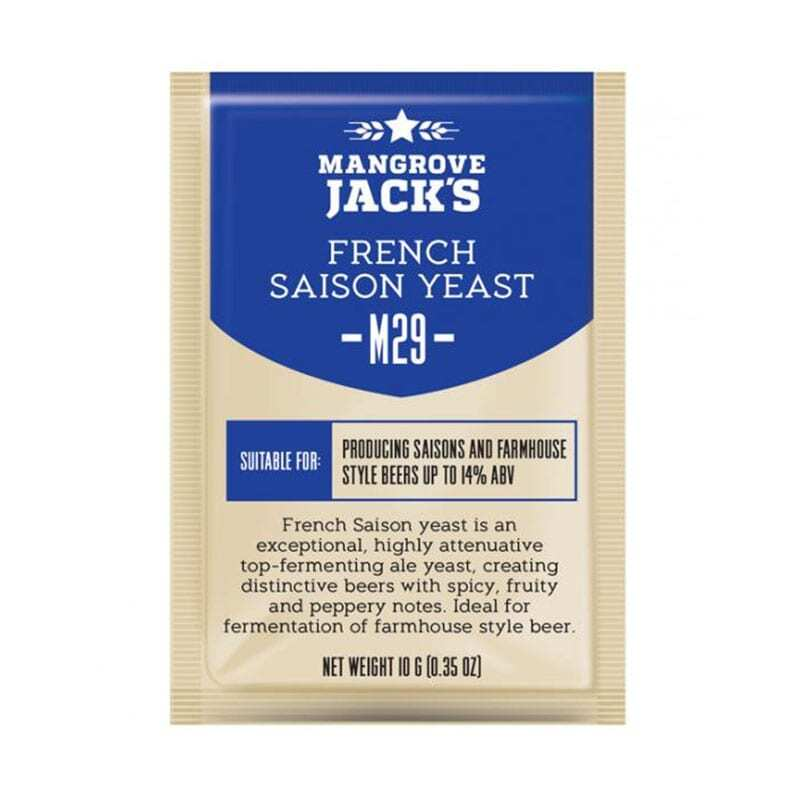 Mangrove Jacks Craft Series - M29 French Saison Yeast