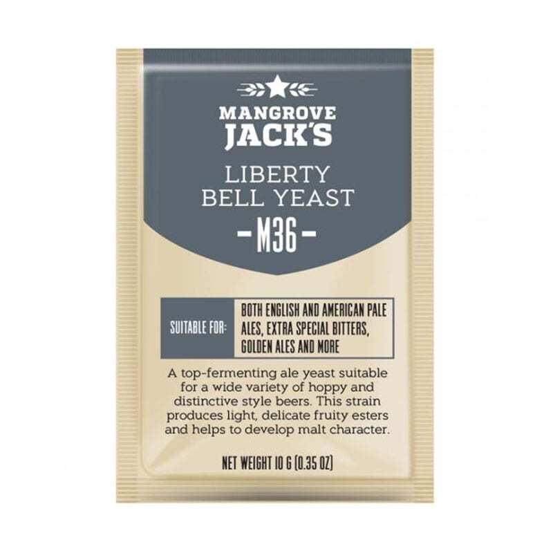 Mangrove Jacks Craft Series - M36 Liberty Bell Ale Yeast