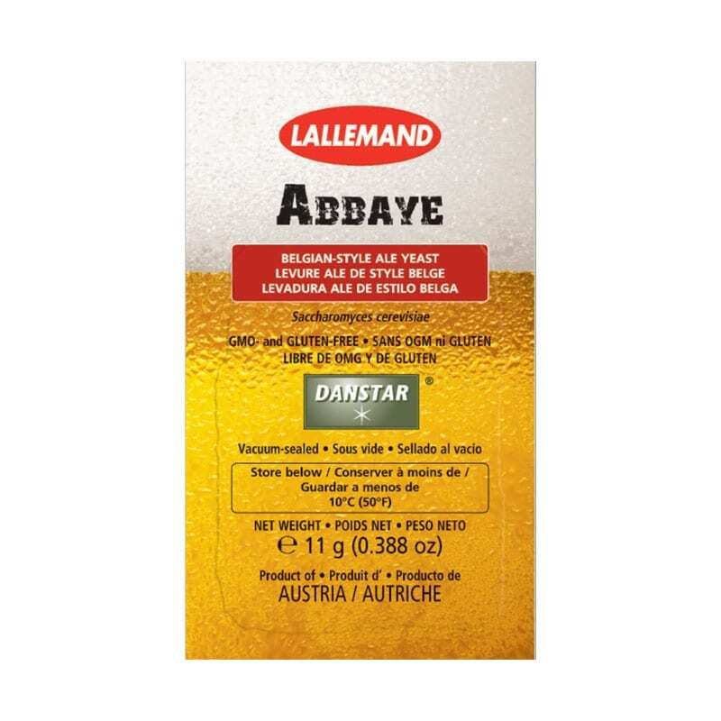 Lallemand / Danster - Abbaye - Belgian Style Ale Yeast