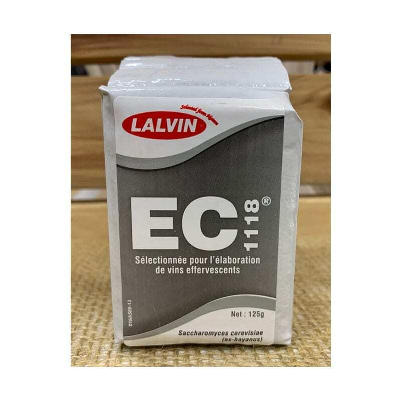 Lallemand EC1118 Champagne Yeast - 125g