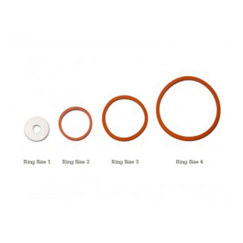 Fowlers Vacola - Ring Size 4 Standard - 12 Pack