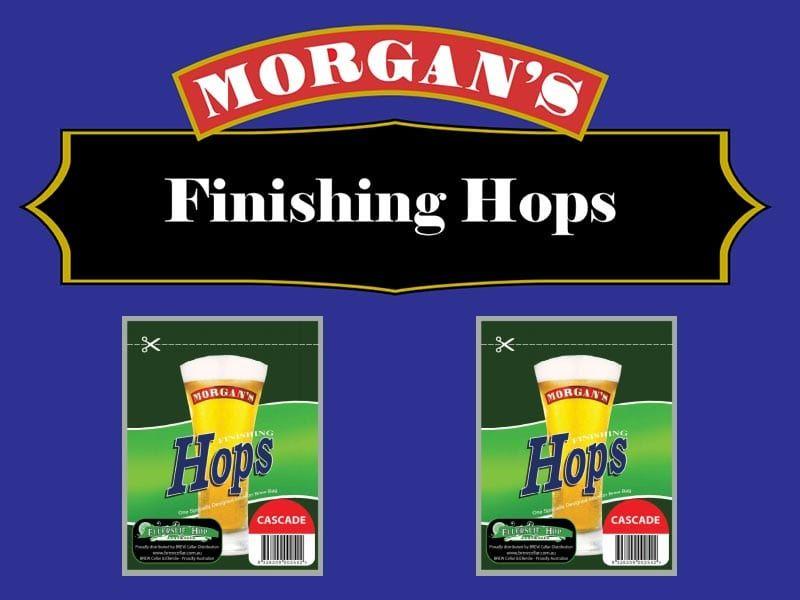 Morgans Finishing Hops Chart