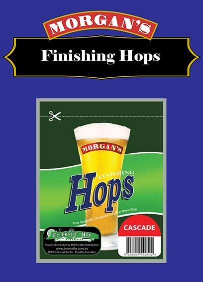 Morgans Finishing Hops Chart