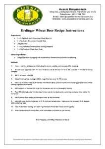 Erdinger Wheat Beer-212x300