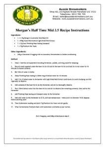 Morgan's Half Time Mid 3.5-212x300