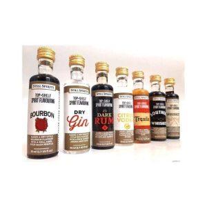 Top Shelf Spirit Essences