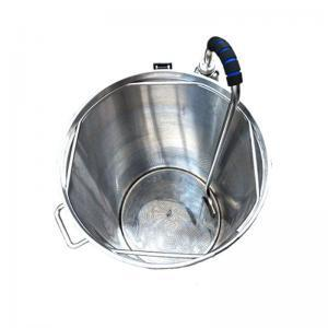 BrewZilla Whirlpool Arm - Boiler View