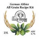 German Altbier All Grain Recipe Kit