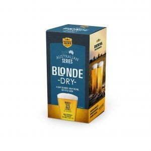 Mangrove Jacks Australian Brewers Series Blonde Dry