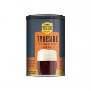 Mangrove Jacks International Tyneside Brown Ale