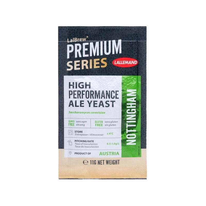 LalBrew - Nottingham - High Performance Ale Yeast