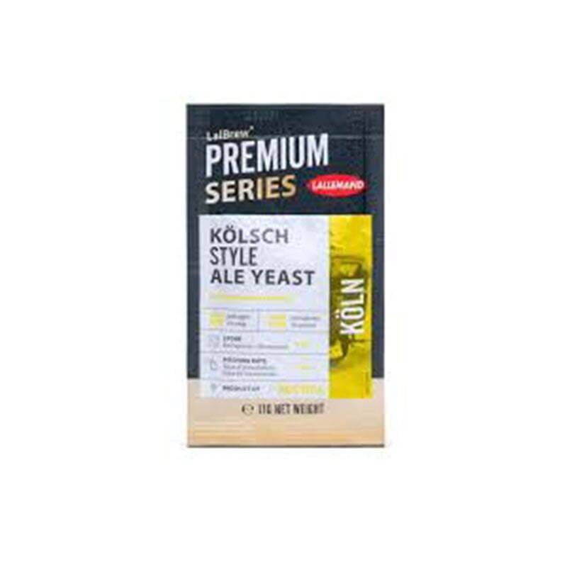 LalBrew - Koln - Kolsch Style Ale Yeast