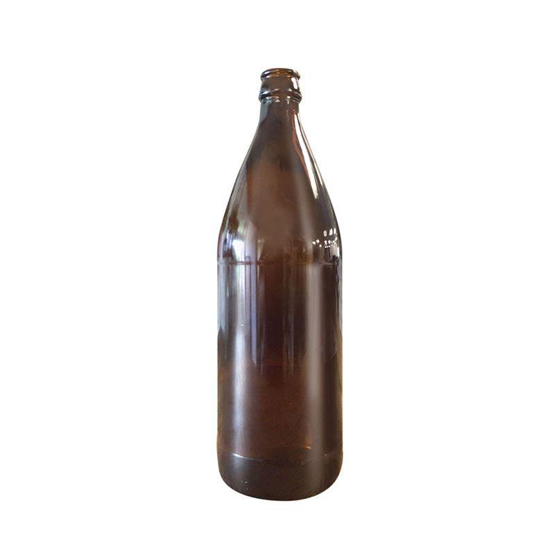 12 x 750ml Amber Crown Seal Bottles - Mangrove Jacks