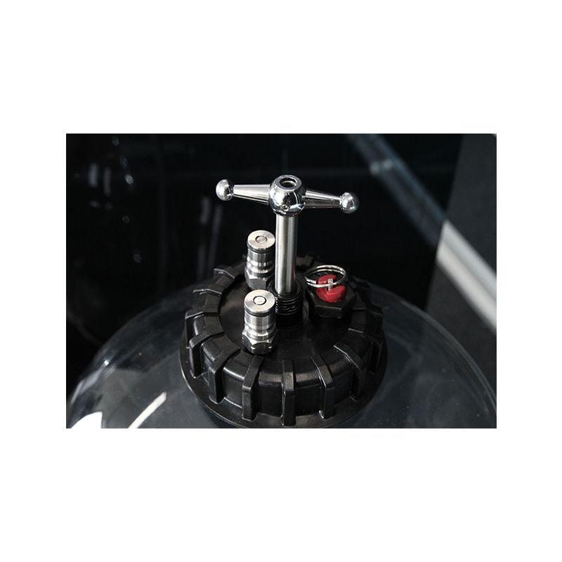 Fermenter King Gen 3 - Pressure Fermenter Unitank Top View
