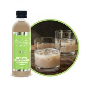 Edwards Essences Hayley's Irish Cream Premix