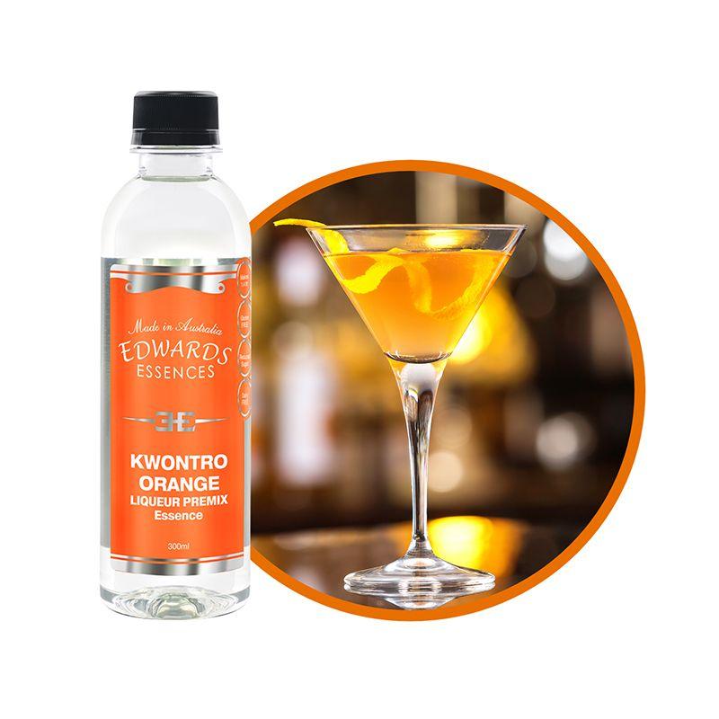 Edwards Essences Kwontro Orange Premix