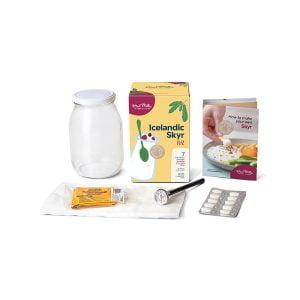 Mad Millie Icelandic Skyr Kit Ingredients