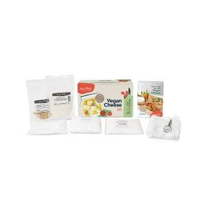 Mad Millie Vegan Cheese Kit Ingredients