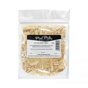 Mad Millie Savoury Yeast Flakes for Vegan Cheese Kit