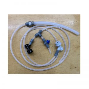 Closed Loop Transfer Kit - Oxygen Free Transfer