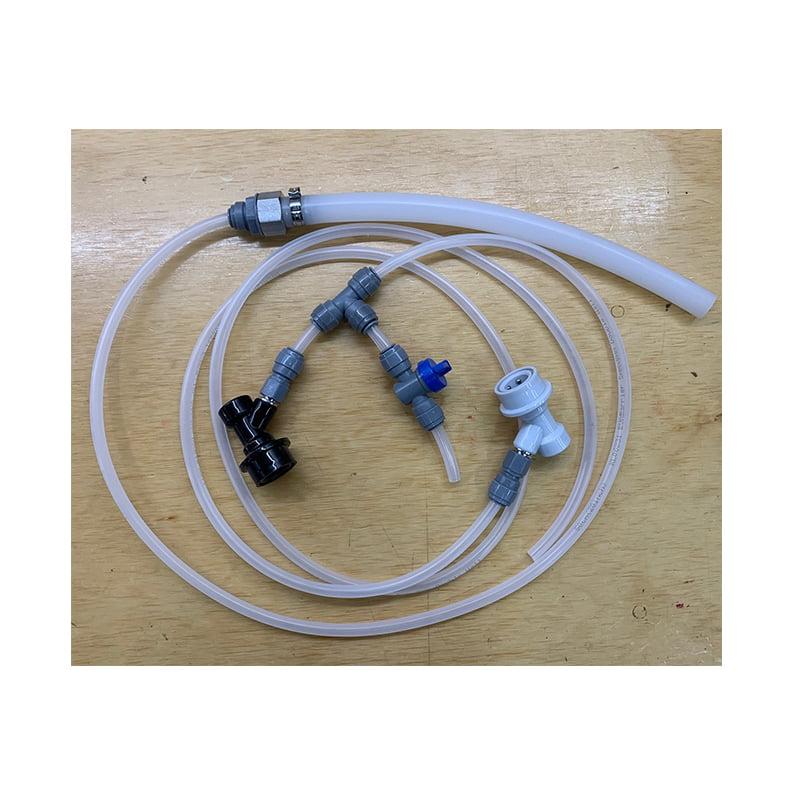 Closed Loop Transfer Kit - Oxygen Free Transfer
