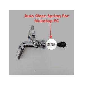 NUKATAP Flow Control Tap Auto Close Spring
