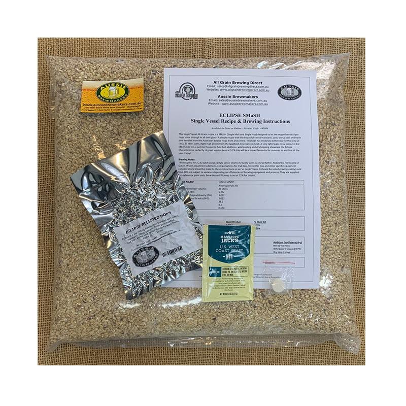 Eclipse Smash All Grain Recipe Kit