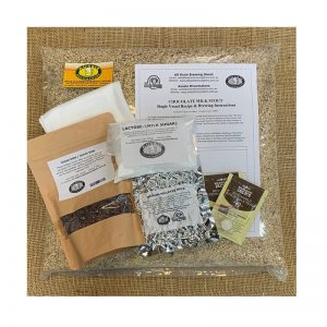 Chocolate Milk Stout All Grain Recipe Kit