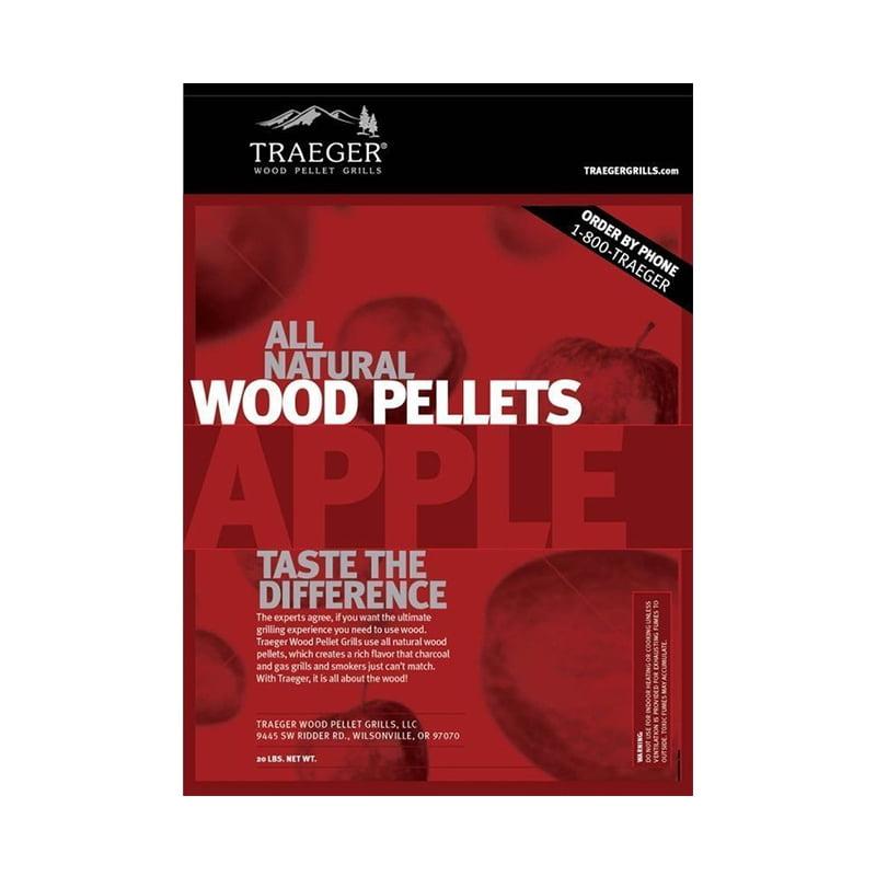 Traeger Wood Pellets - Apple 9kg